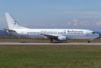 9H-AMW - VVB Aviation Boeing 737-400
