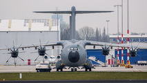 ZM411 - Royal Air Force Airbus A400M aircraft