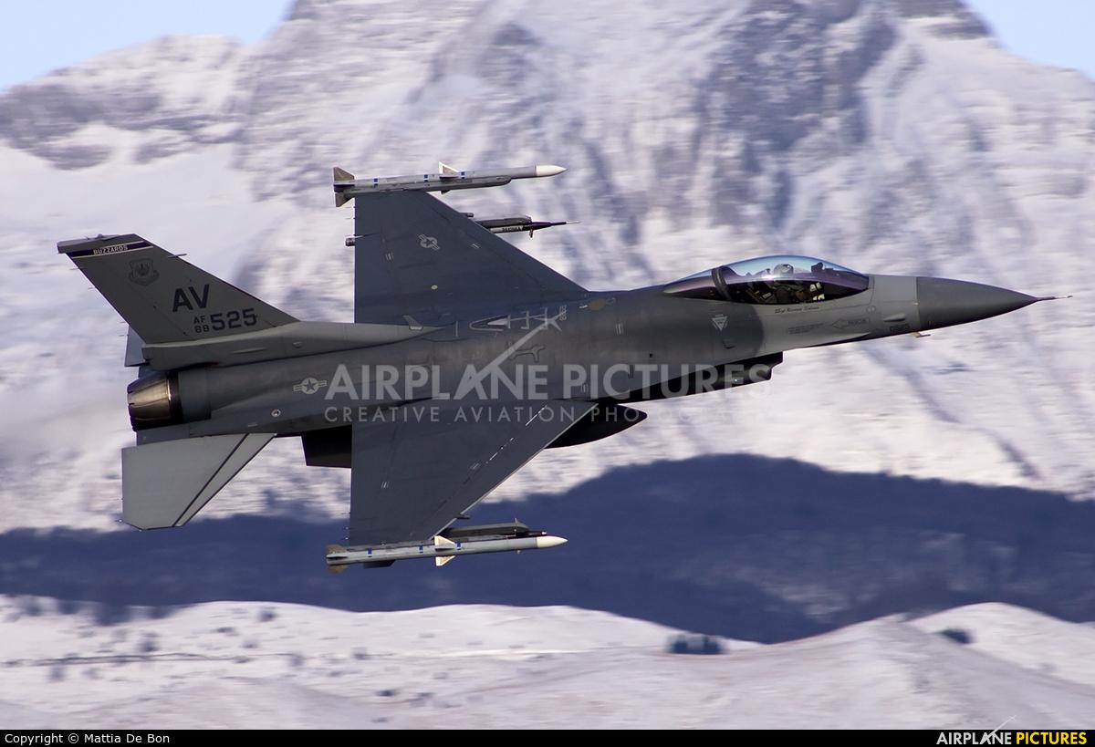 USA - Air Force 88-0525 aircraft at Aviano