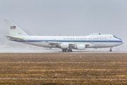 73-1676 - USA - Air Force Boeing E-4B aircraft