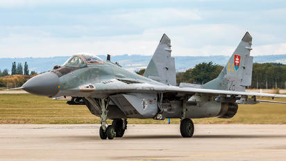 6728 - Slovakia -  Air Force Mikoyan-Gurevich MiG-29AS