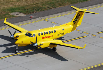 D-CUTE - ADAC Luftrettung Beechcraft 300 King Air 350
