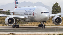 N753AN - American Airlines Boeing 777-200ER aircraft