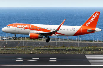 OE-IVD - easyJet Europe Airbus A320