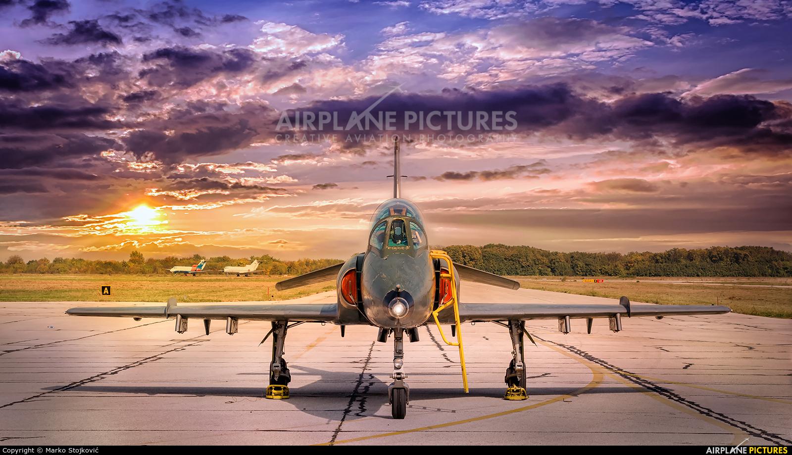 Serbia - Air Force 23738 aircraft at Batajnica