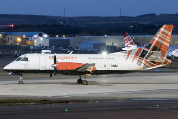 G-LGNM - Loganair SAAB 340