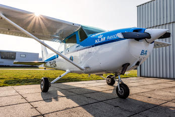 PH-KBA - KLM Aeroclub Cessna 172 Skyhawk (all models except RG)