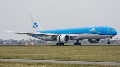 PH-BVR - KLM Boeing 777-300ER
