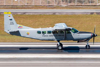FAC5055 - Colombia - Air Force Cessna 208 Caravan