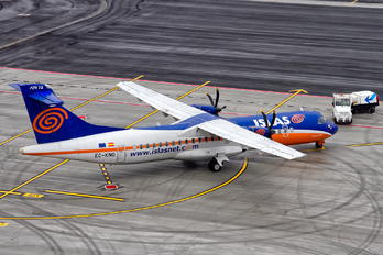EC-KNO - Islas Airways ATR 72 (all models)
