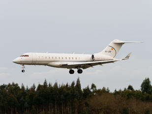 EC-LEB - Gestair Bombardier BD-700 Global Express