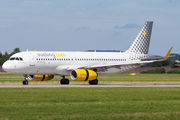 EC-MKO - Vueling Airlines Airbus A320 aircraft