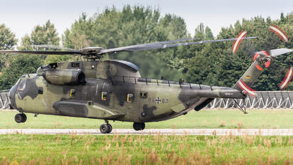 84 + 87 - Germany - Army Sikorsky CH-53G Sea Stallion