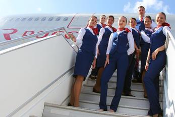 - - Rossiya - Aviation Glamour - Flight Attendant