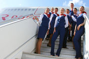 - - Rossiya - Aviation Glamour - Flight Attendant aircraft