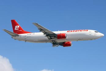 XA-EME - Estafeta Carga Aerea Boeing 737-400SF