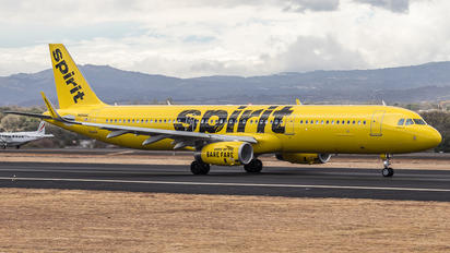 N684NK - Spirit Airlines Airbus A321
