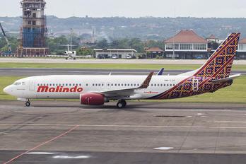 9M-LCF - Batik Air Malaysia Boeing 737-800