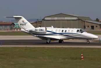 9A-DWA - Winair Aviation Cessna 525A Citation CJ2