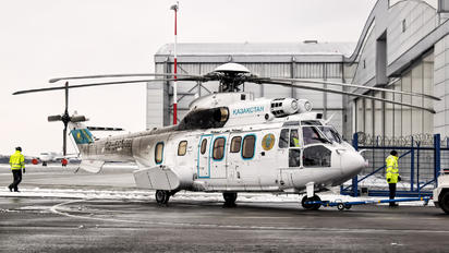 UP-EC501 - Kazakhstan - Government Eurocopter EC225 Super Puma