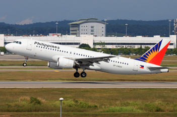 RP-C8620 - Philippines Airlines Airbus A320