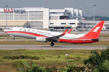 B-5799 - Shanghai Airlines Boeing 737-800