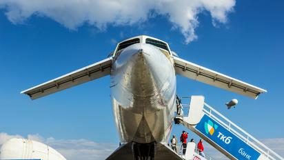 СССР-77115 - Aeroflot Tupolev Tu-144