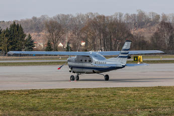 N700RS - Private Cessna 210N Silver Eagle