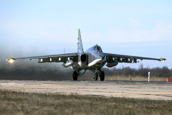 29 - Russia - Air Force Sukhoi Su-25SM