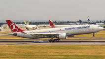 TC-JNT - Turkish Airlines Airbus A330-300 aircraft