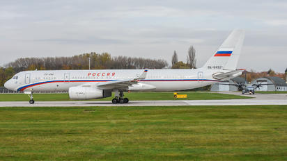RA-64521 - Rossiya Tupolev Tu-214 (all models)