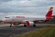 EI-GCX - Iberia Airbus A320 aircraft