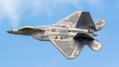 09-4180 - USA - Air Force Lockheed Martin F-22A Raptor