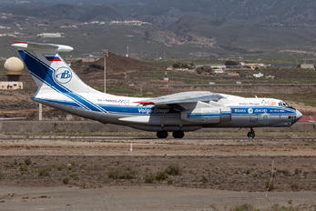 RA-76503 - Volga Dnepr Airlines Ilyushin Il-76 (all models)