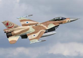 307 - Israel - Defence Force General Dynamics F-16C Barak