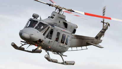 H-104 - Argentina - Air Force Bell 412EP