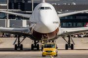 VQ-BSK - Worldwide Aircraft Holding Company Boeing 747-8 BBJ aircraft