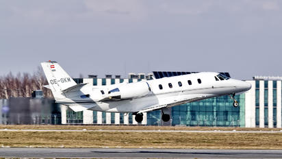 OE-GKM - Private Cessna 560XL Citation XLS