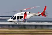JA128D - Nakanihon Air Service Bell 429 Global Ranger aircraft