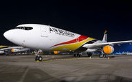First Airbus A340 for Air Belgium ready for service title=