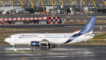 9H-HUE - Blue Panorama Airlines Boeing 737-400 aircraft