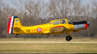 F-AZOH - Private Morane Saulnier MS.733 Alcyon