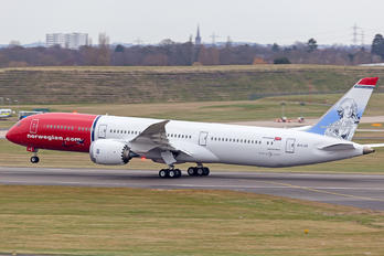 G-CJGI - Norwegian Air International Boeing 787-9 Dreamliner