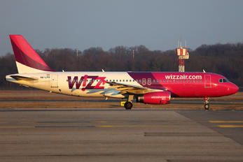 HA-LPO - Wizz Air Airbus A320