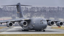 01 - Hungary - Air Force Boeing C-17A Globemaster III aircraft