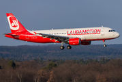 OE-LOF - LaudaMotion Airbus A320 aircraft