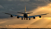 D-ABYH - Lufthansa Boeing 747-8 aircraft