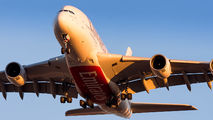 A6-EOT - Emirates Airlines Airbus A380 aircraft