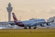 3B-NAU - Air Mauritius Airbus A340-300 aircraft