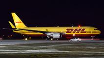 G-DHLG - DHL Cargo Boeing 767-300F aircraft